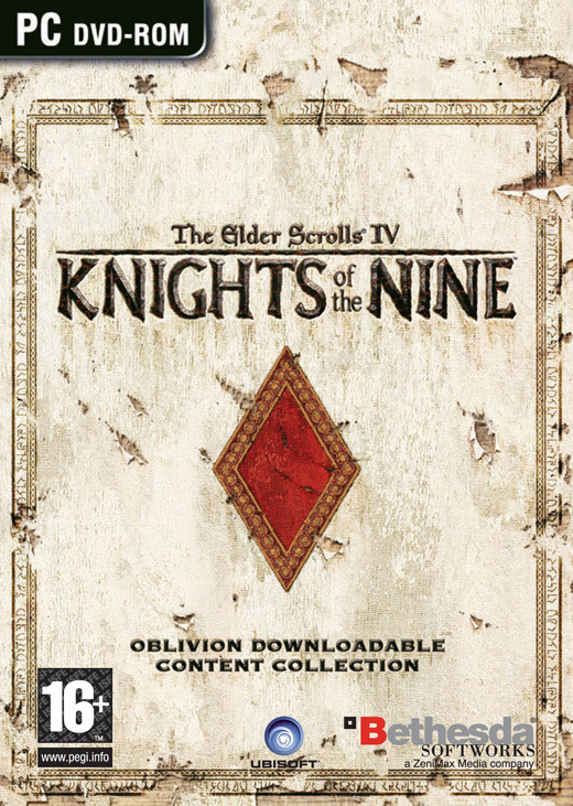The Elder Scrolls IV: Oblivion - Knights of the Nine for PC Games