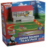 Thomas & Friends Trackmaster - Sodor Sounds Tack Pack