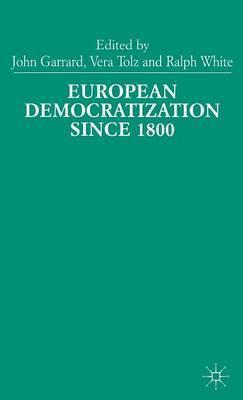 European Democratization since 1800 image