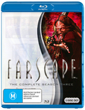 Farscape - The Complete Third Season on Blu-ray