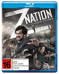 Z Nation on Blu-ray