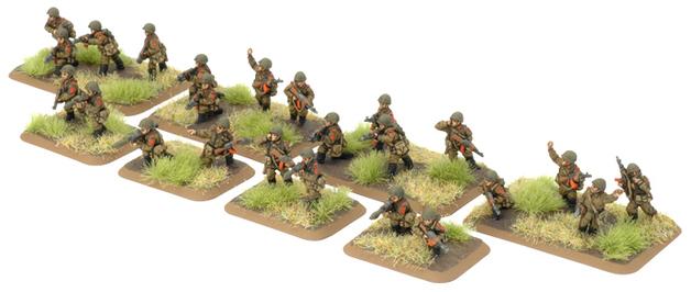 Flames of War: Soviet Infantry Platoon