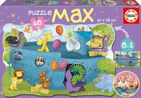 Educa: Giant Floor Puzzle - Noah's Ark