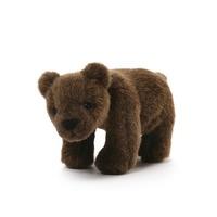 Gund: Jasper Brown Grizzly Bear - 12cm