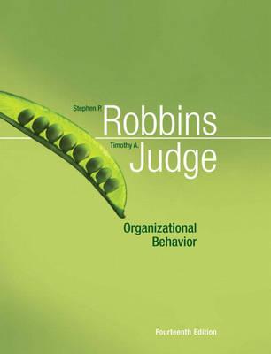 Organizational Behavior by Stephen P Robbins image