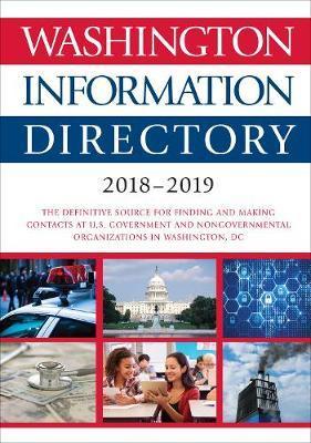 Washington Information Directory 2018-2019 image