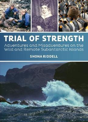 Trial of Strength by Shona Riddell