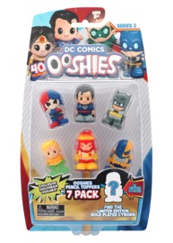 Ooshies: Justice League Series 2 - 7 Pack (Assorted Designs)