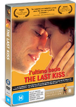 The Last Kiss on DVD