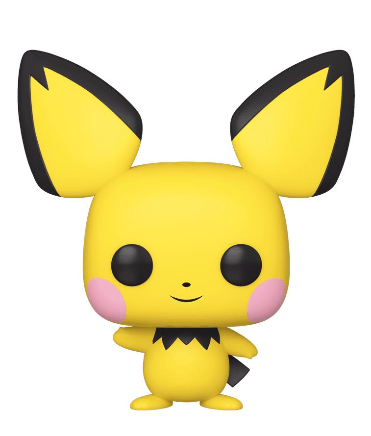 Pokemon: Pichu - Pop! Vinyl Figure image