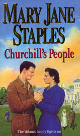Churchill's People by Mary Jane Staples image