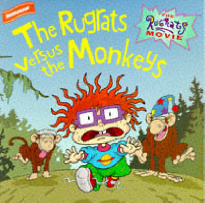The Rugrats versus the Monkeys by Luke David image