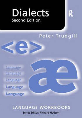 Dialects by Peter Trudgill image
