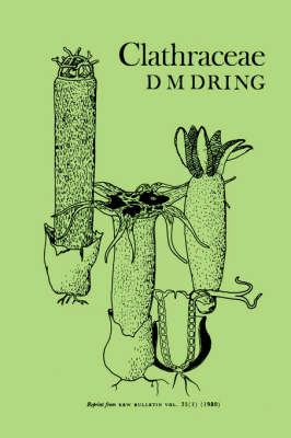 Clathraceae by D, M Dring image