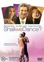 Shall We Dance? on DVD