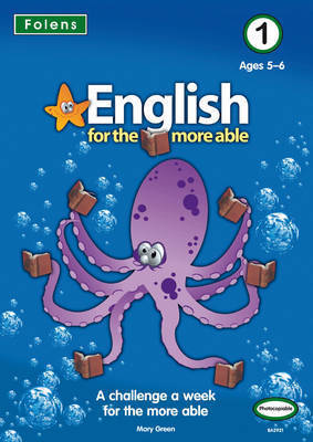 English for the More Able: Bk. 1 by Mary Green
