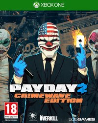 Payday 2 Crimewave Edition for Xbox One