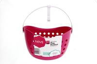 Nove Peg Basket - Pink