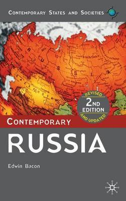 Contemporary Russia by Edwin Bacon image