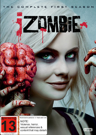 iZombie - Complete First Season DVD