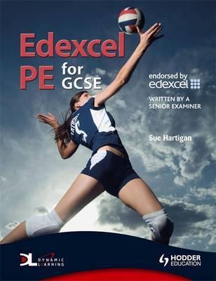 Edexcel PE for GCSE New Edition by Sue Hartigan image