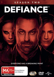 Defiance - The Complete Second Season on DVD