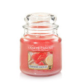 Yankee Candle Medium Jar - Strawberry Lemon Ice (411g)