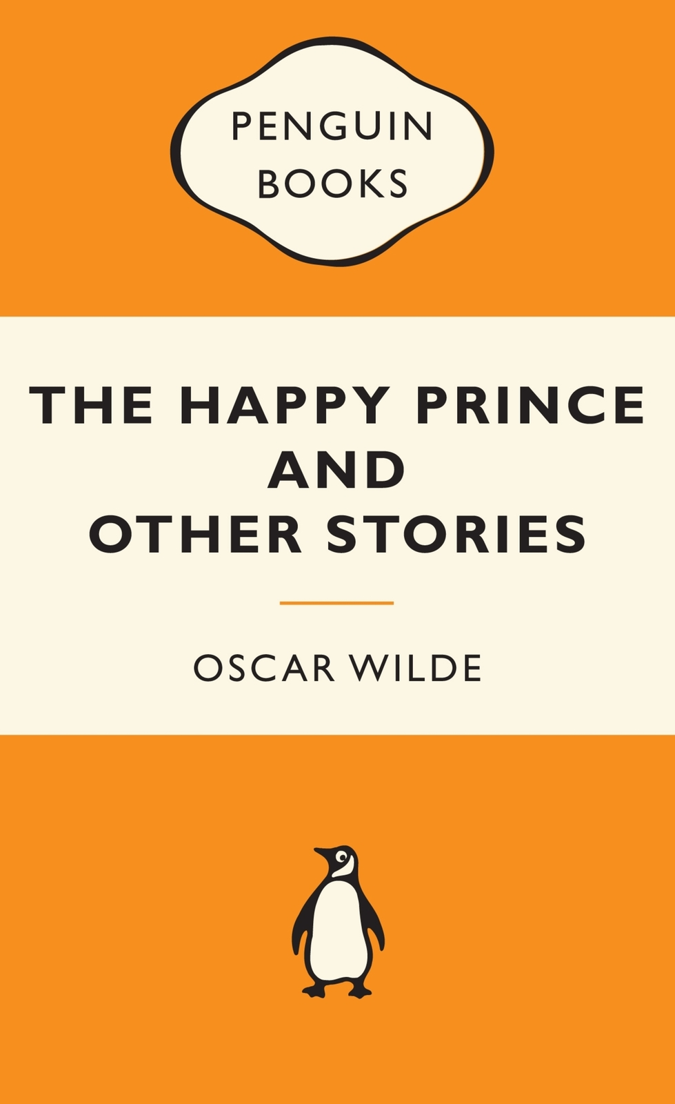 The Happy Prince and Other Stories (Popular Penguins) by Oscar Wilde image
