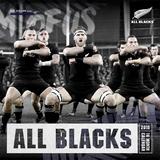 All Blacks 2018 Square Wall Calendar