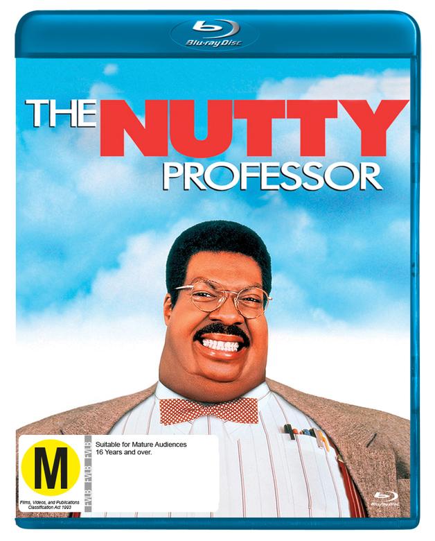 Nutty Professor on Blu-ray