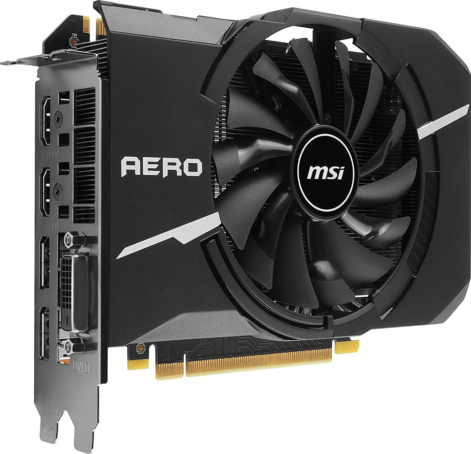 MSI GeForce GTX 1070 Aero 8GB OC Graphics Card image