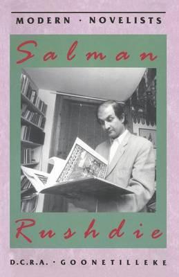 Salman Rushdie by D.C.R.A Goonetilleke image