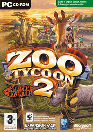 Zoo Tycoon 2: African Adventure Expansion Pack for PC Games image