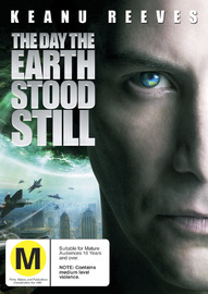The Day The Earth Stood Still on DVD image
