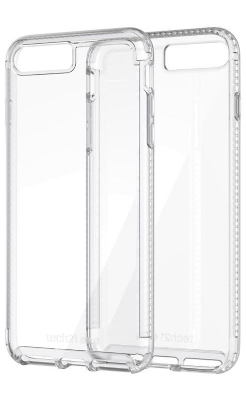 best website d1dcf fd6d4 Tech21 Pure Clear for iPhone 7 Plus / 8 Plus   at Mighty Ape Australia