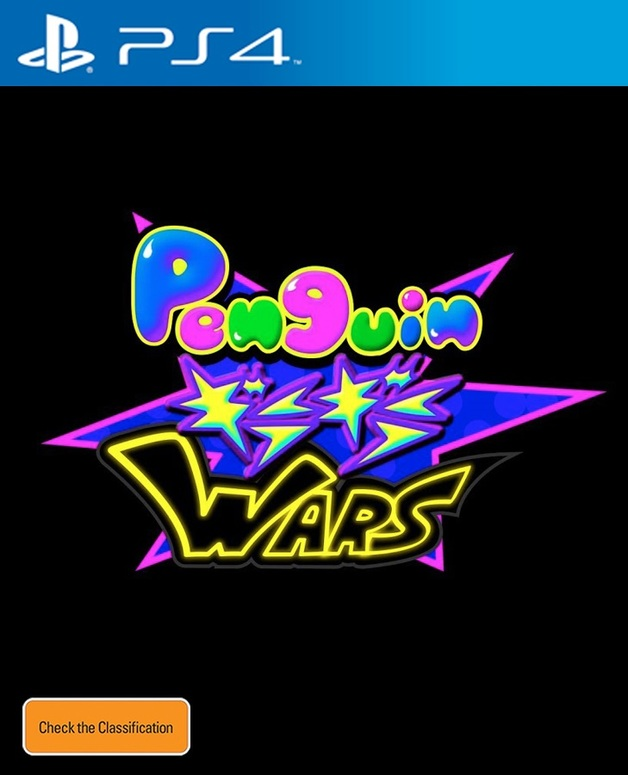 Penguin Wars for PS4