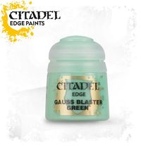 Citadel Edge Paint: Gauss Blaster Green
