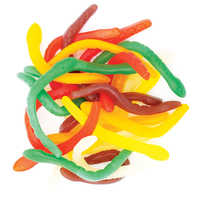 Snakes Lollies 1kg - Rainbow Confectionery