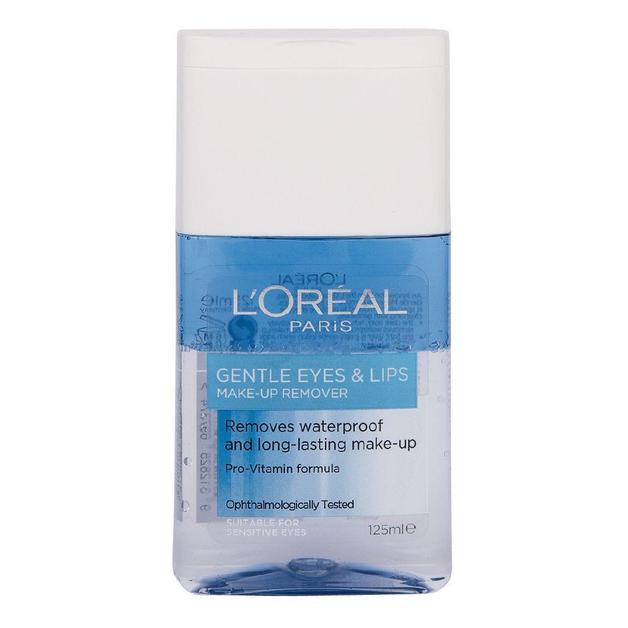 L'Oreal Waterproof Eye Makeup Remover (125ml)