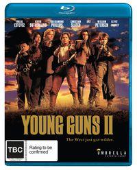 Young Guns II (Bluray) on Blu-ray