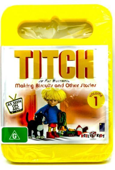 Titch - Vol. 1 on DVD