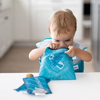 Bumkins: Snack Bag Combo 3-Pack - Harry Potter: Ravenclaw
