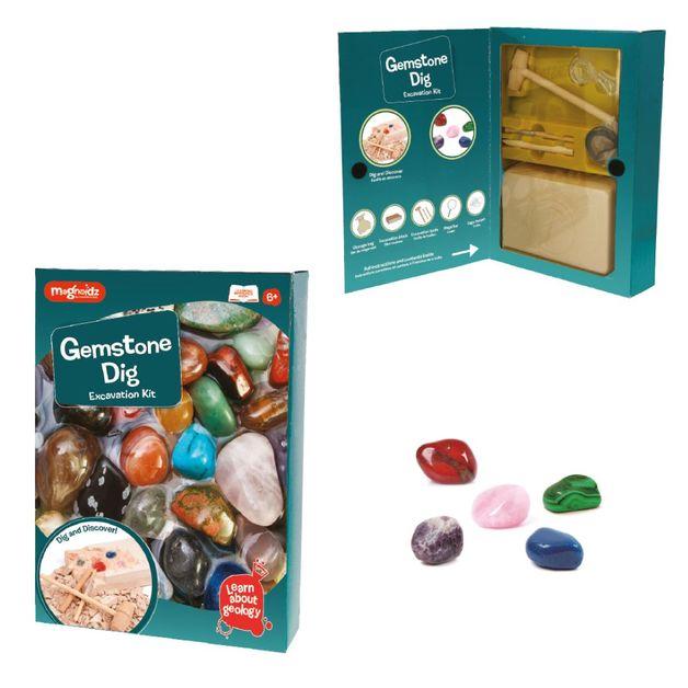 Magnoidz: Gemstones Dig - Excavation Kit