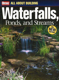 All About Building Waterfalls, Ponds, and Streams image