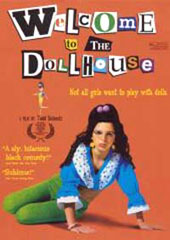 Welcome To The Dollhouse on DVD