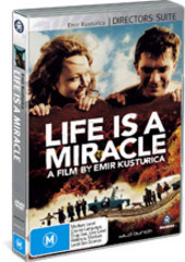 Life Is A Miracle on DVD