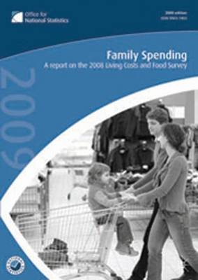 Family Spending 2009 by Office for National Statistics , image