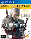 The Witcher 3: Wild Hunt Game of the Year Edition for PS4