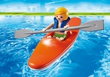 Playmobil: Child with Kayak