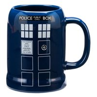 Doctor Who Ceramic Stein (591ml)